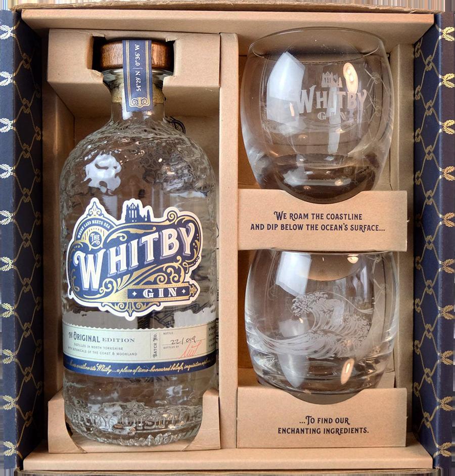 Whitby Gin Gift Set