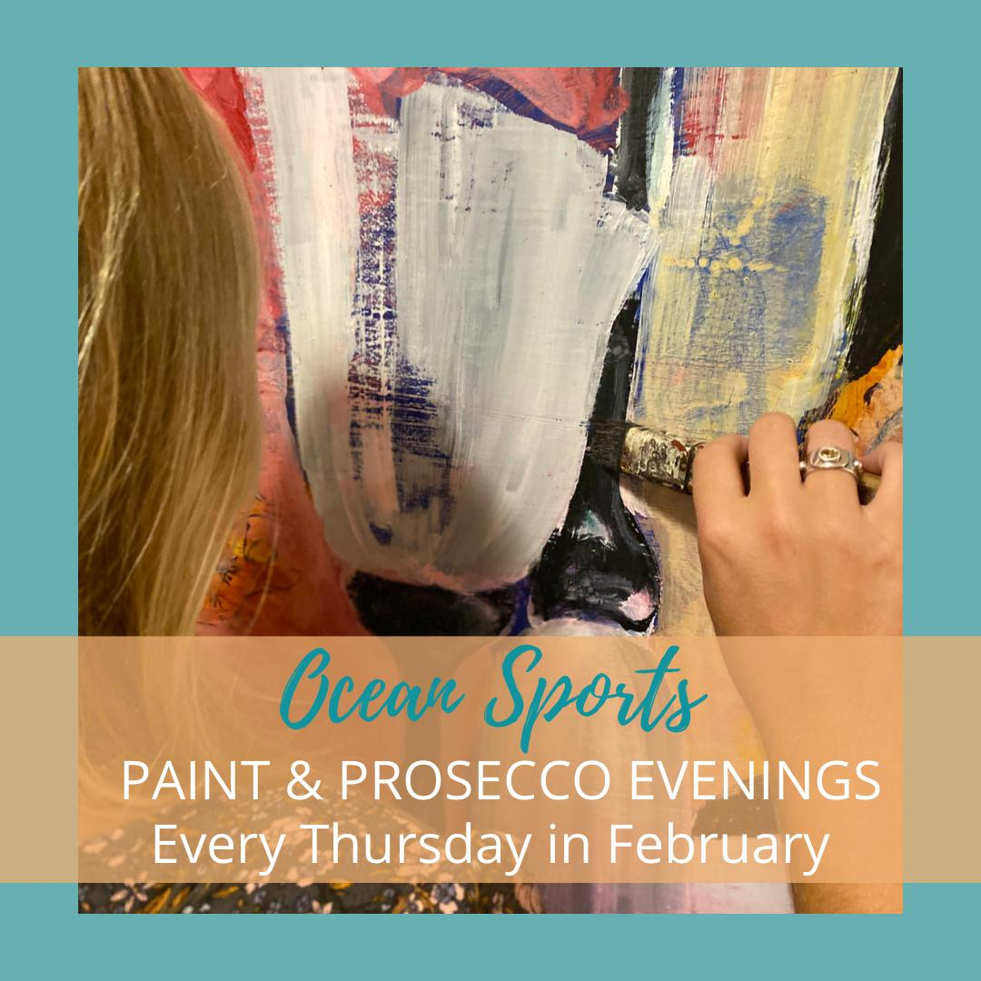 Paint & Prosecco