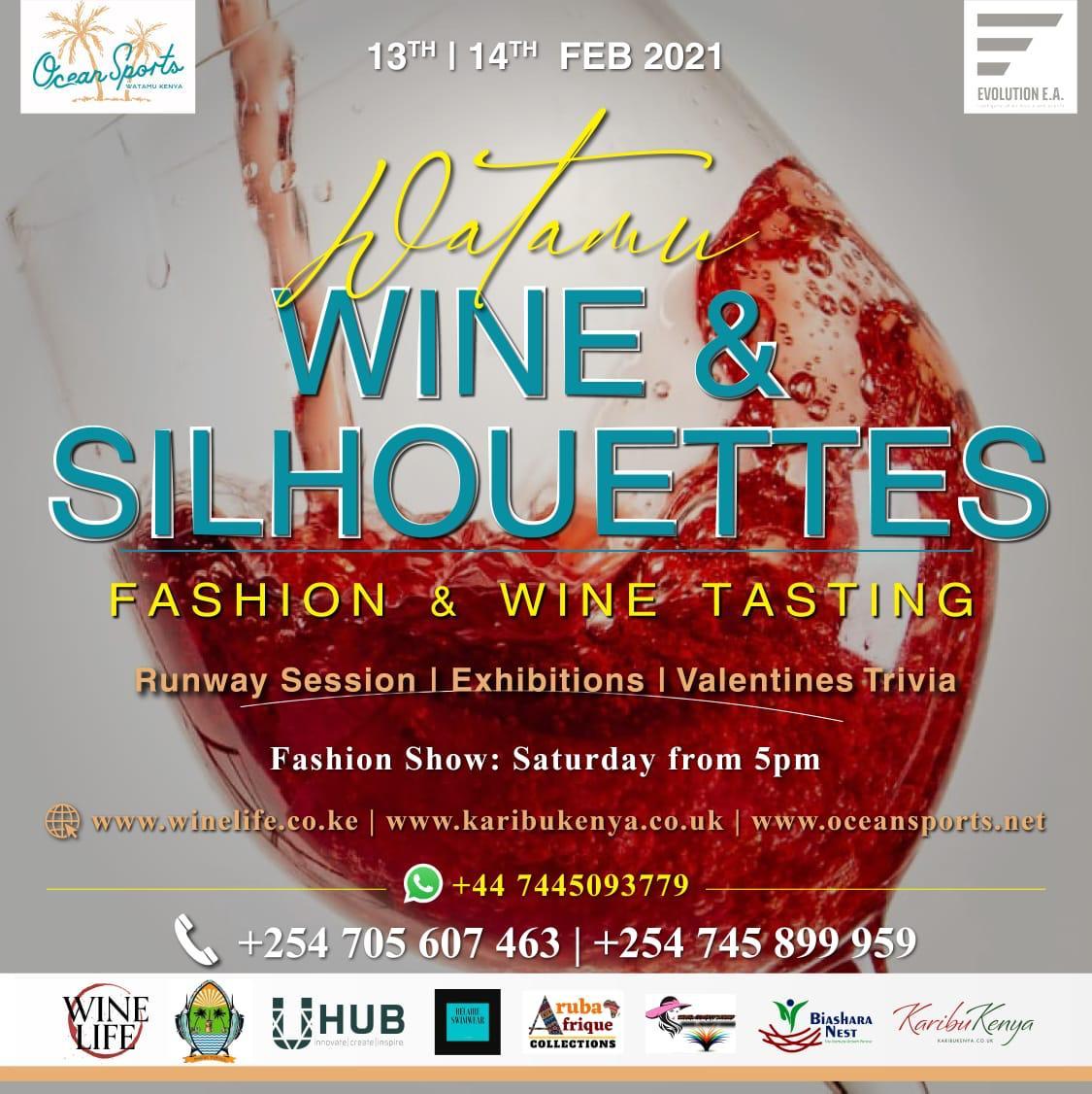 Wine & Silhouettes