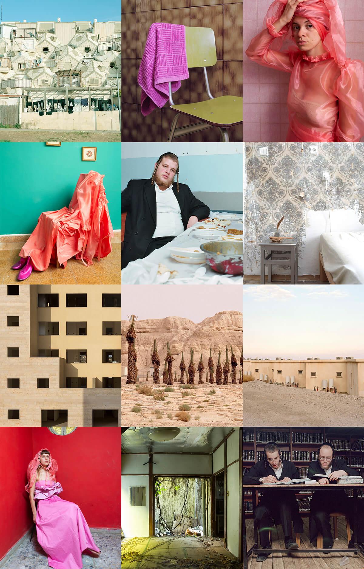 Photographer portfolio for Stav Tsur