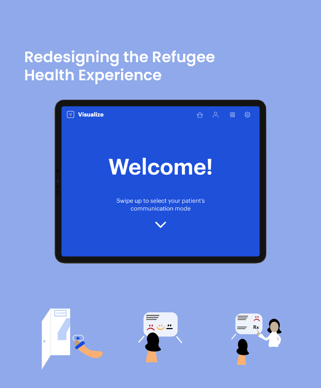 Refugee Health Project Image