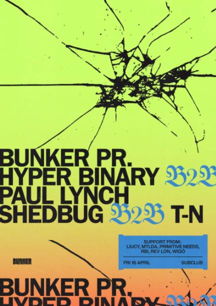 bunker paul lynch