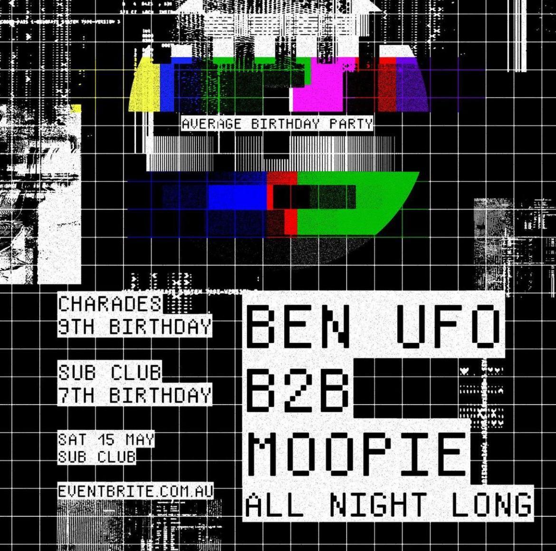 ben ufo sub club