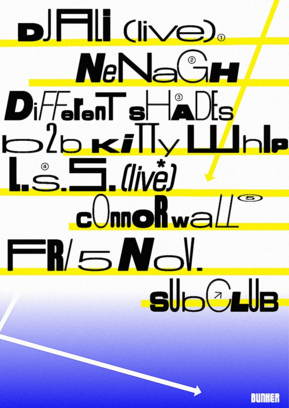 DJ ALI sub club