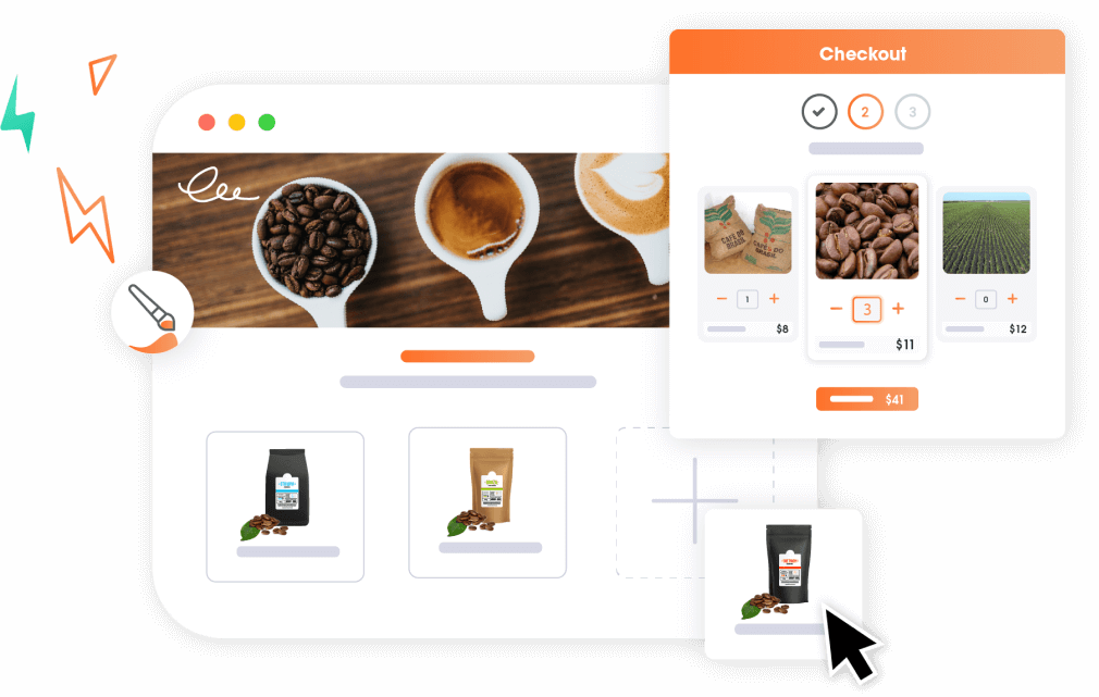 Shopision Studio gives you trusted designers to help you with any Subbly task for a flat monthly fee—so that you can focus on growing your business like never before.