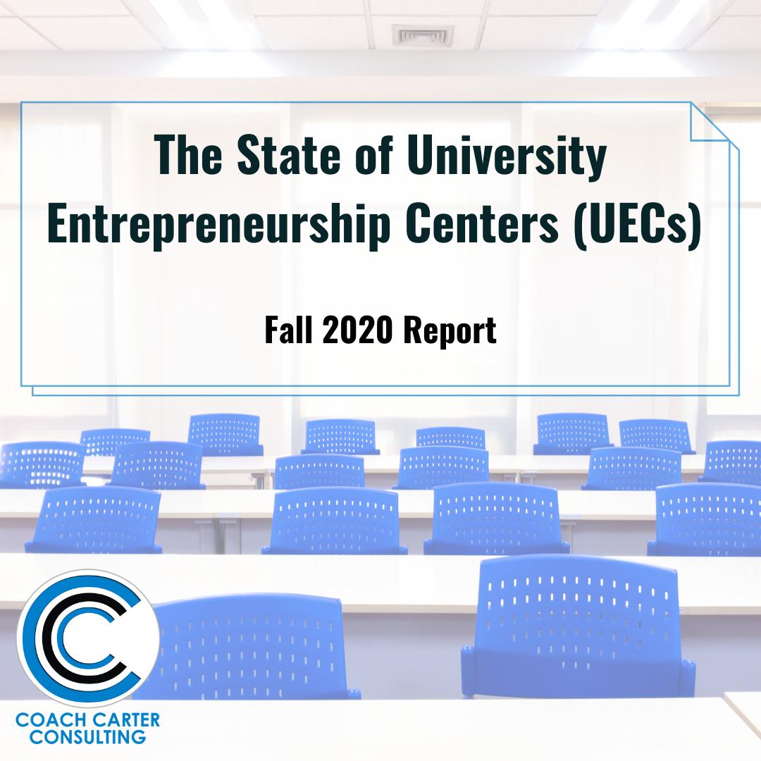 Logo for UEC Fall 2020 Report