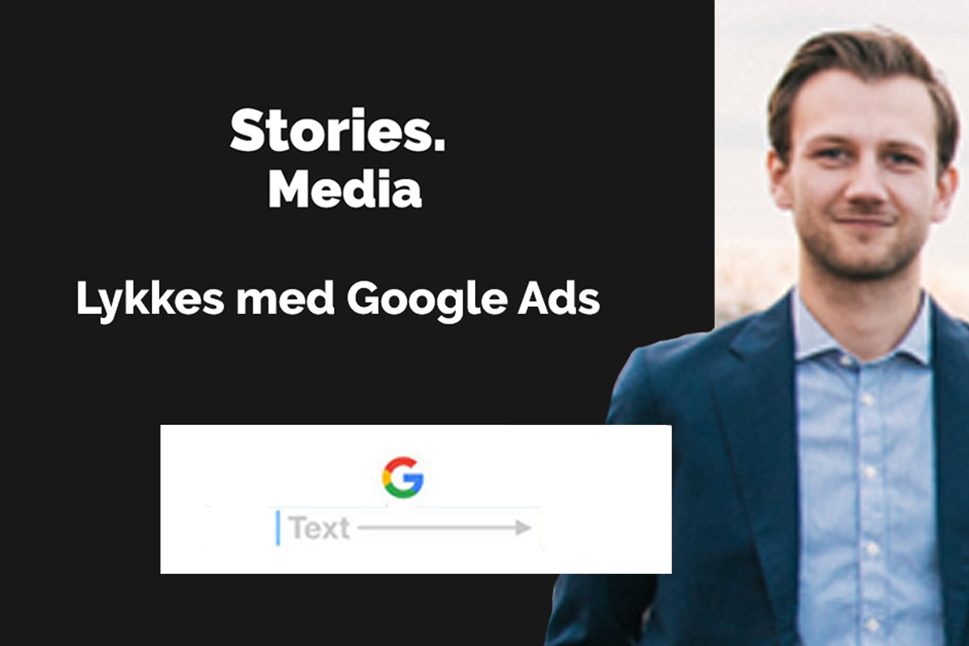 En av de beste på Google Ads