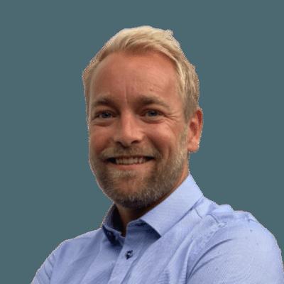 Nytt nettsted levert til Øyvind Aasen i Lux Fide, kunde av Treffsikker AS.