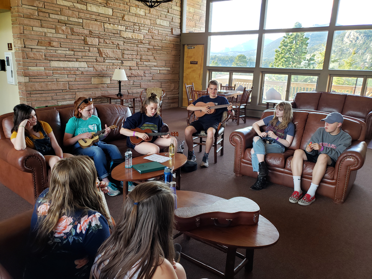 guitar lessons near me in Parker, CO