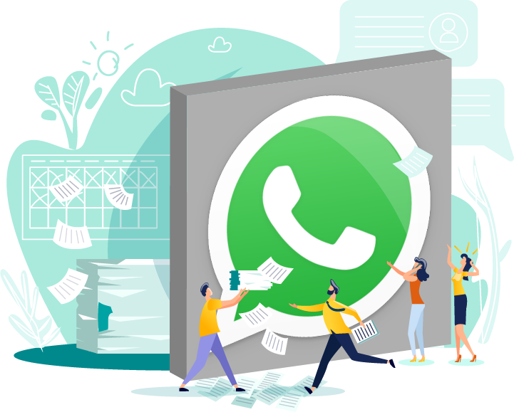Introducing, The WhatsAppAPIFor business