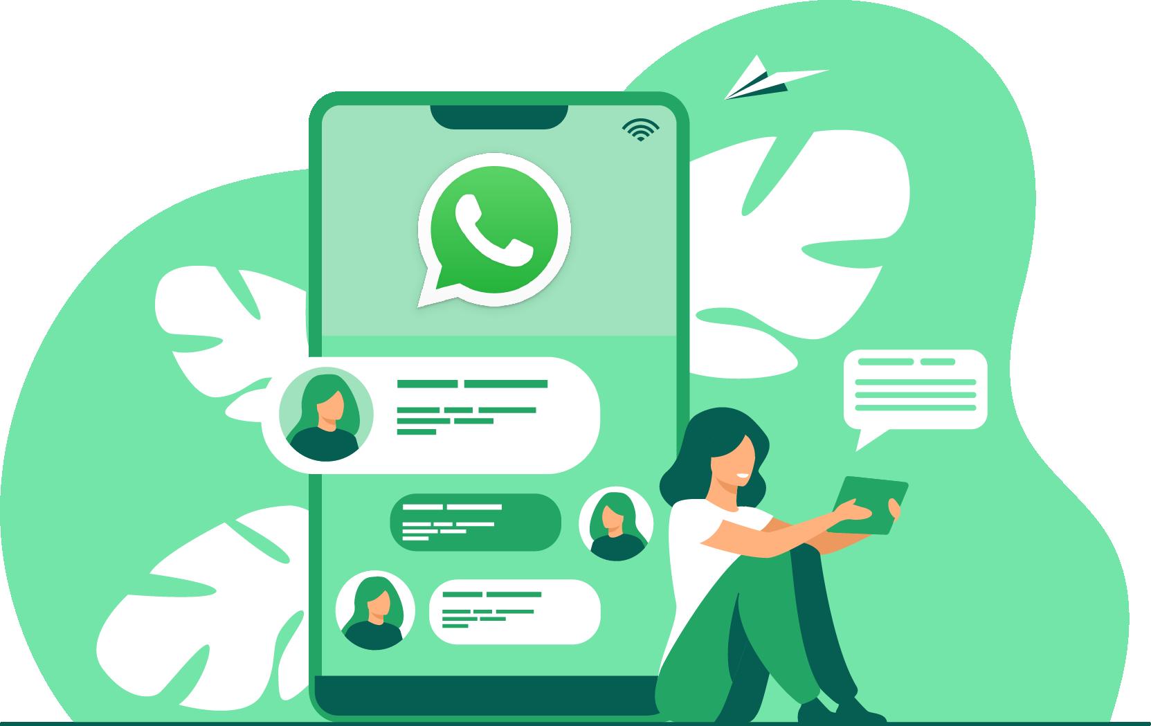 Integrate WhatsApp With Freshdesk