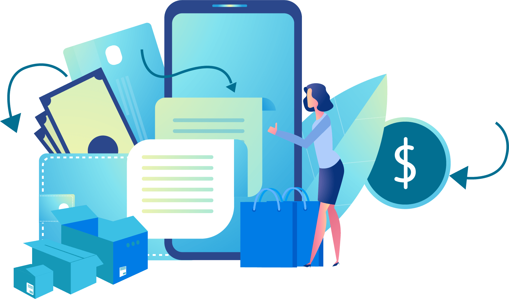 End-to-End Ecommerce Solution