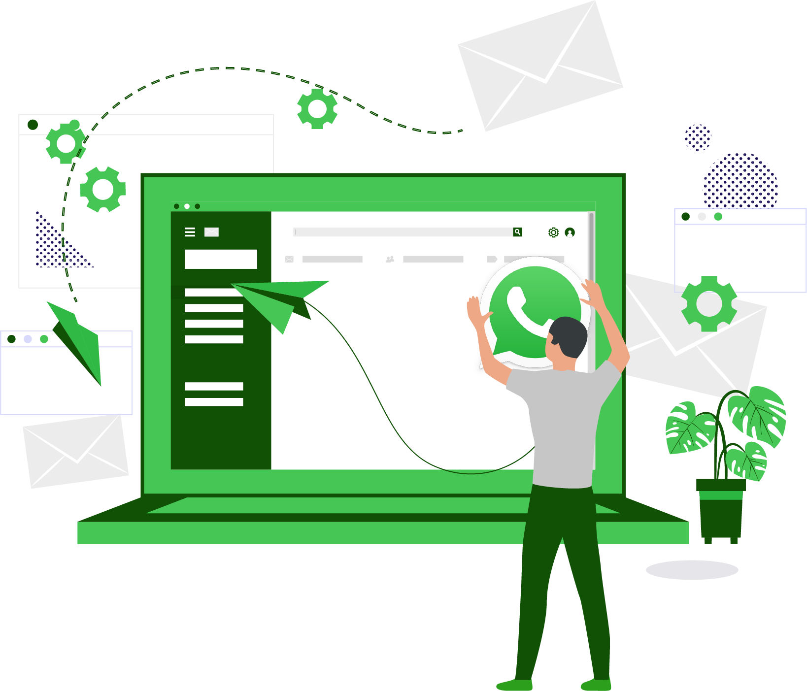 Integrate WhatsApp With QuickBooks