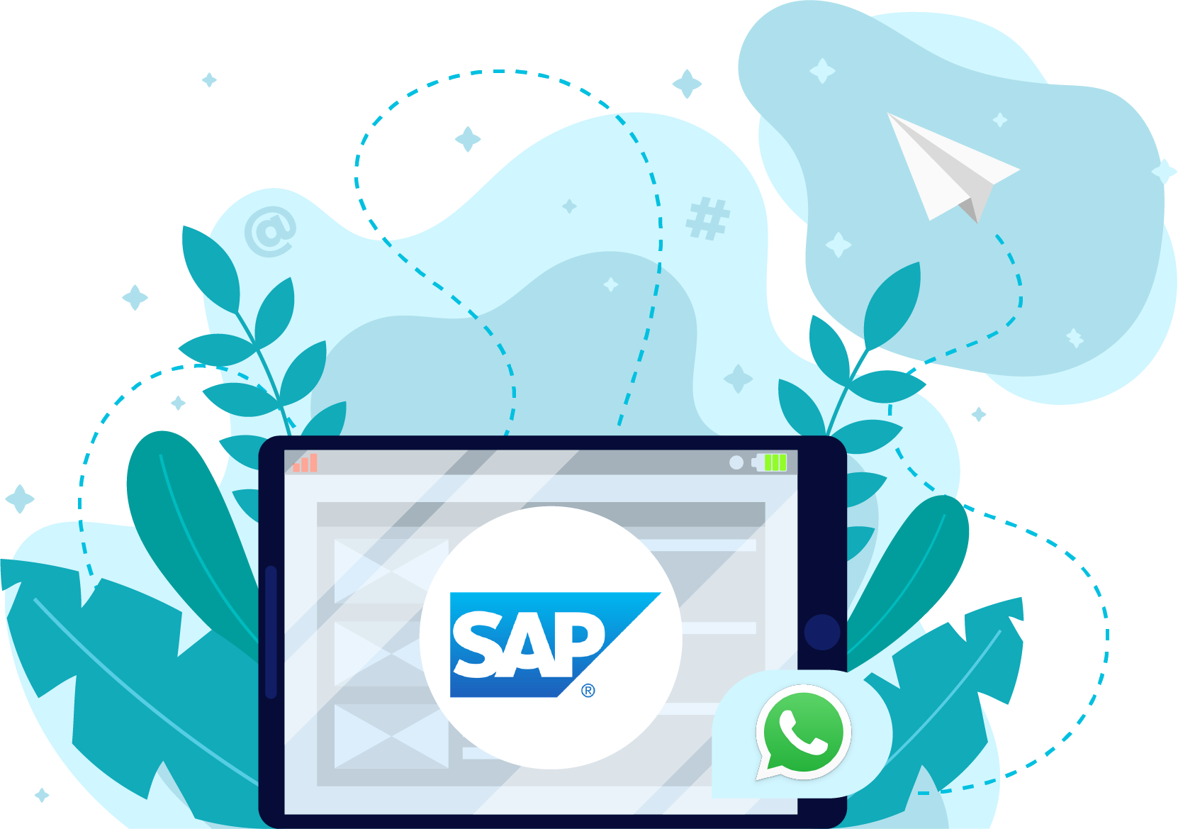 Integrate WhatsApp With SAP
