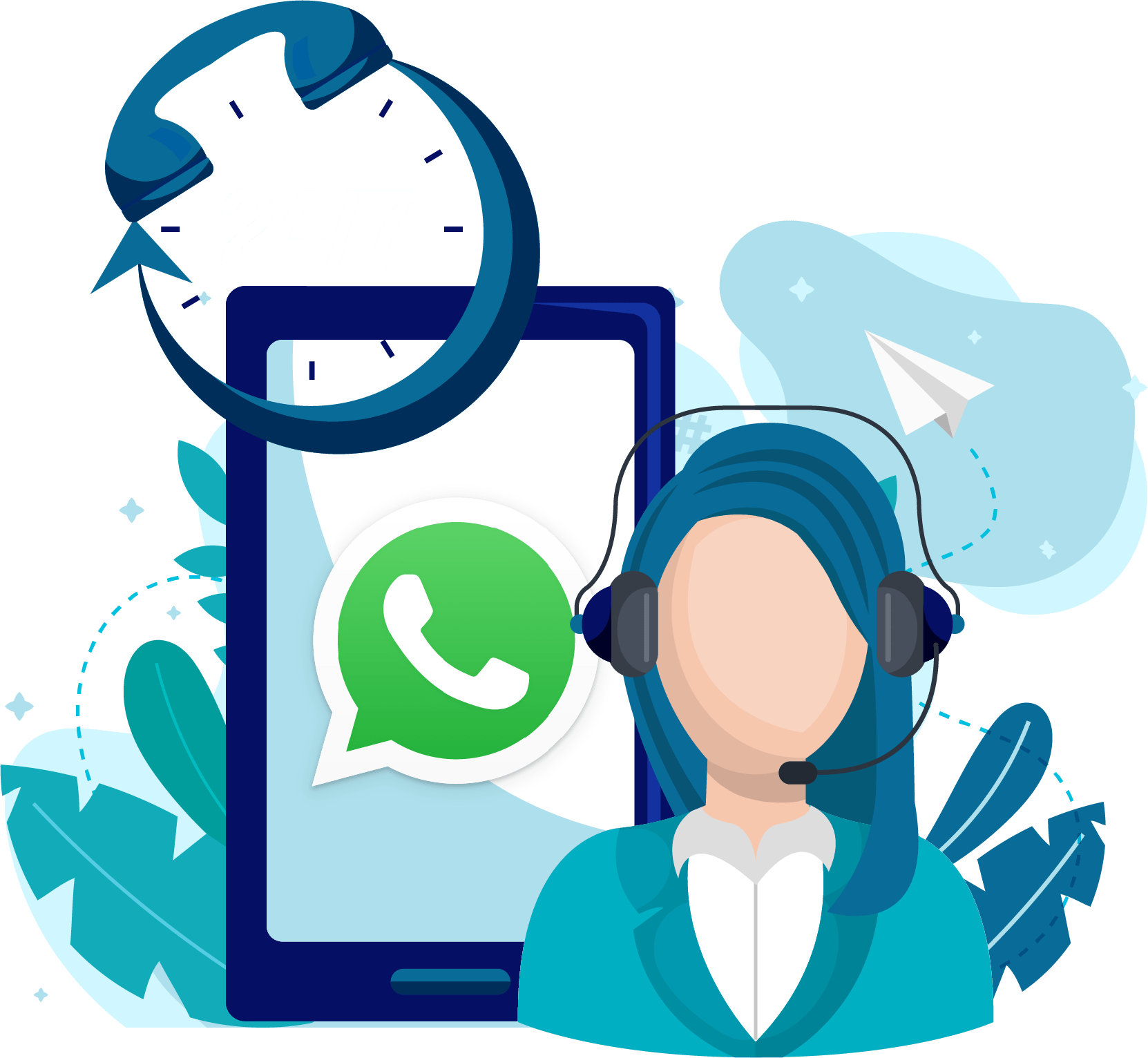 Integrate WhatsApp With zendesk
