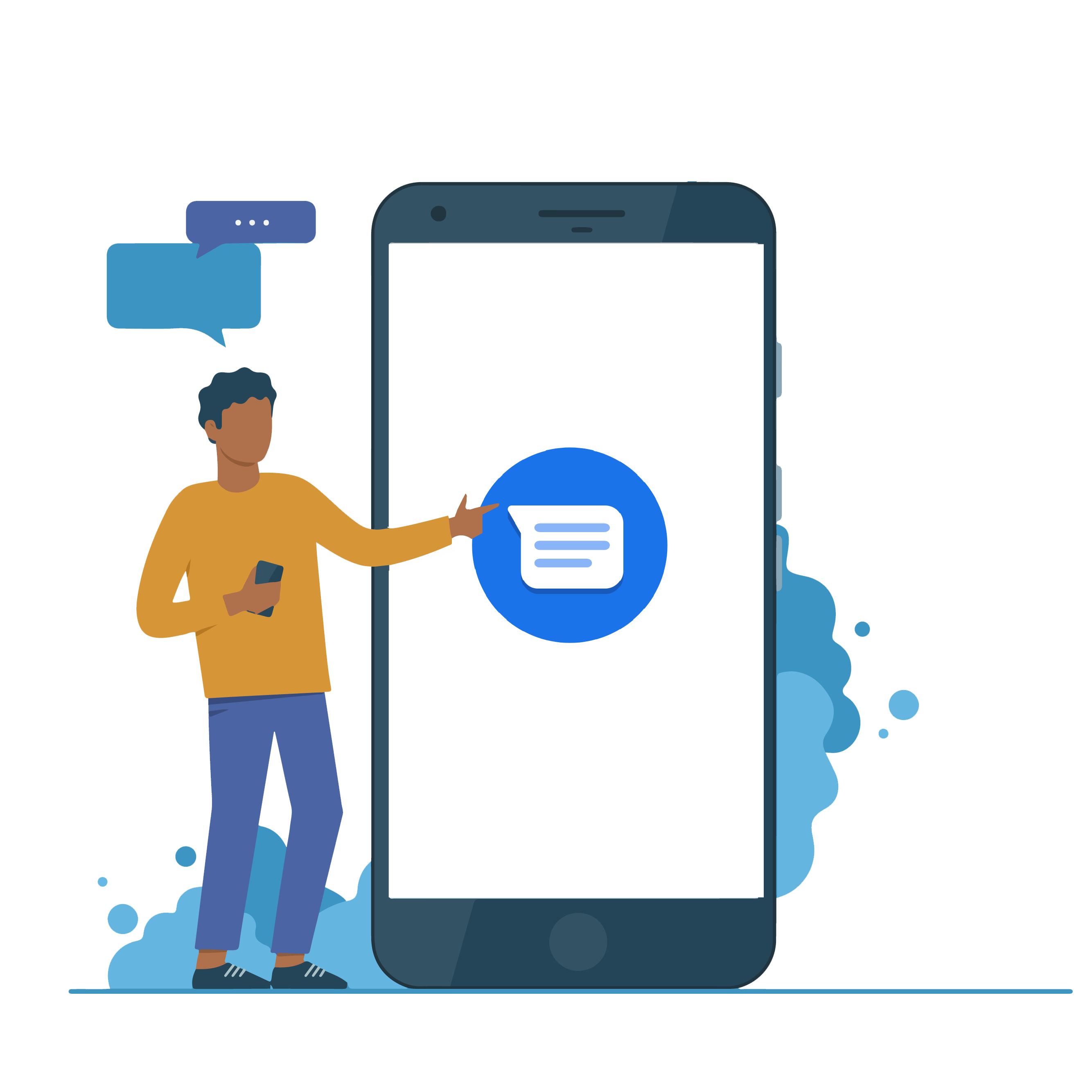 Get Google's Business Messages for your Company