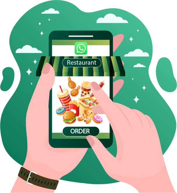 WhatsApp in your Restaurant Business (WhatsApp Ecommerce Solutions)