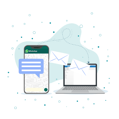 Integrate Outlook With WhatsApp