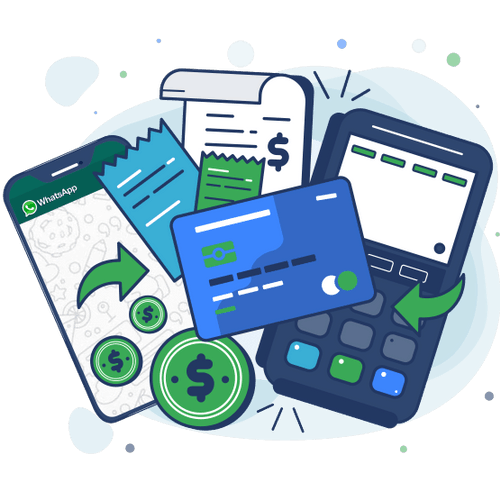 Integrate Google Pay with WhatsApp