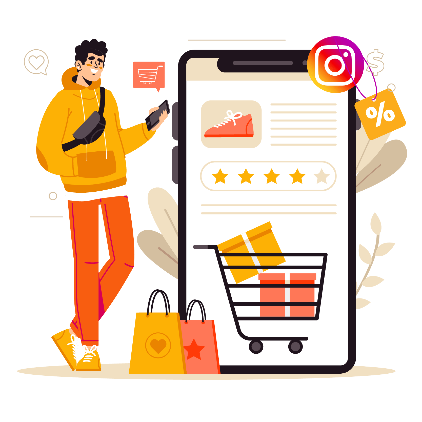 Instagram For E-Commerce - Changing The Way Customers Shop
