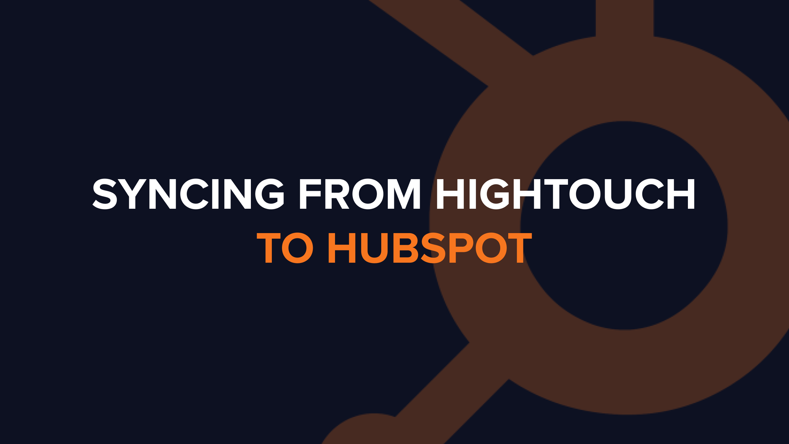 Syncing custom objects and fields from your data warehouse to HubSpot