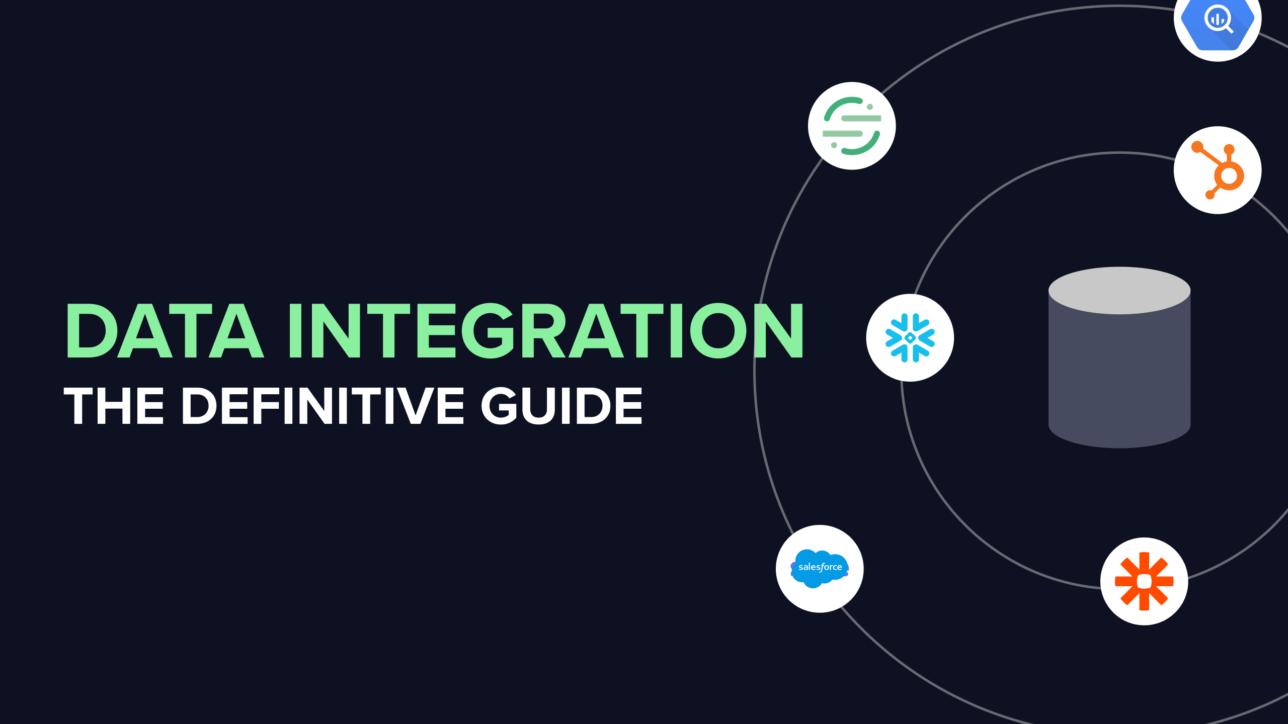 Data Integration: The Definitive Guide