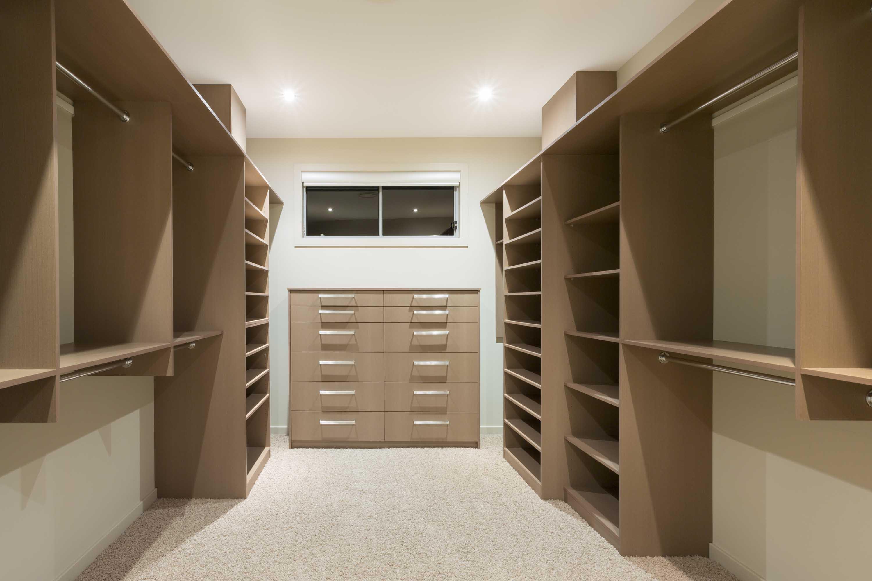 Stand-Alone Closet Units