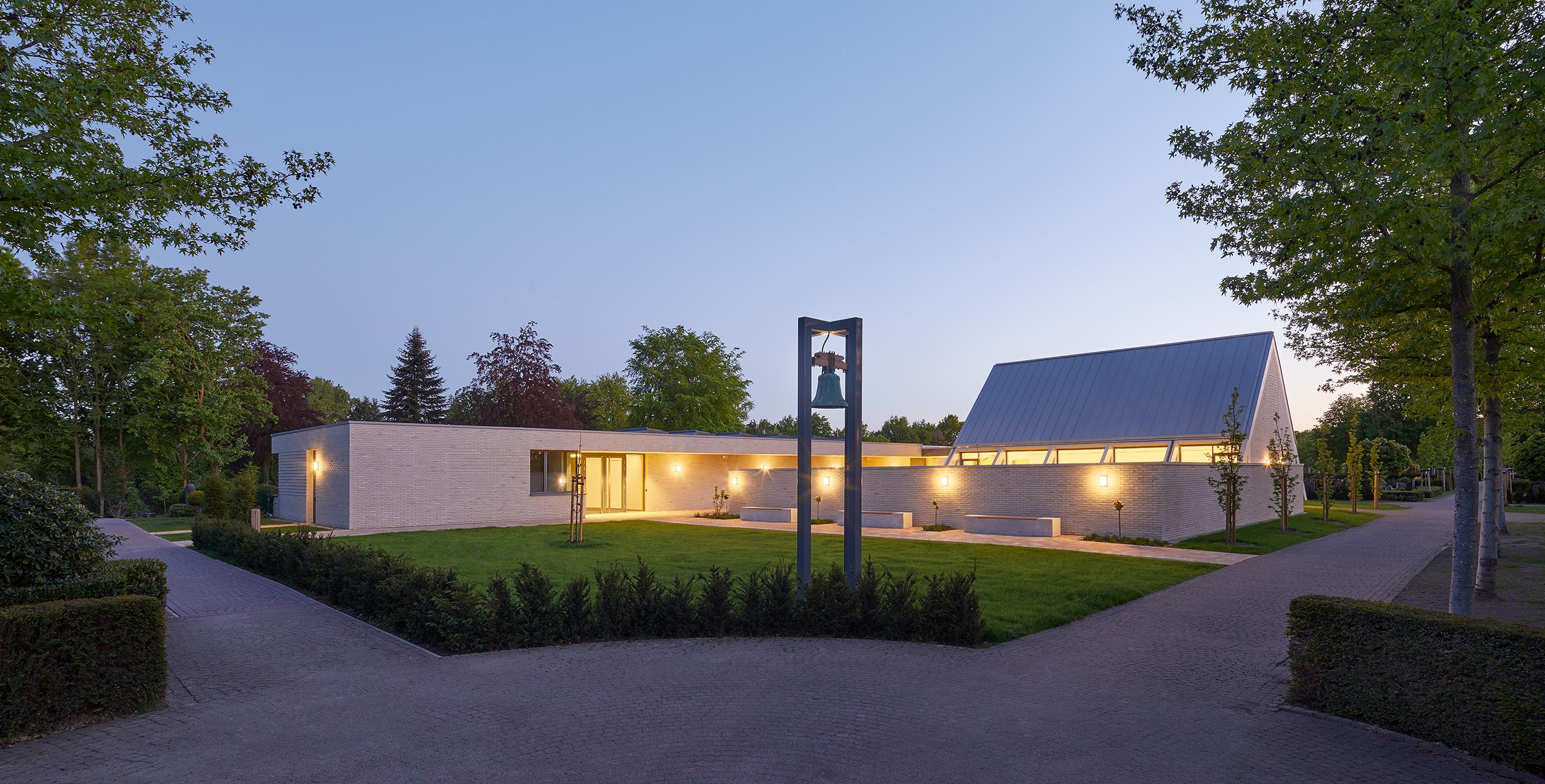 Architekturfotografie in Münster