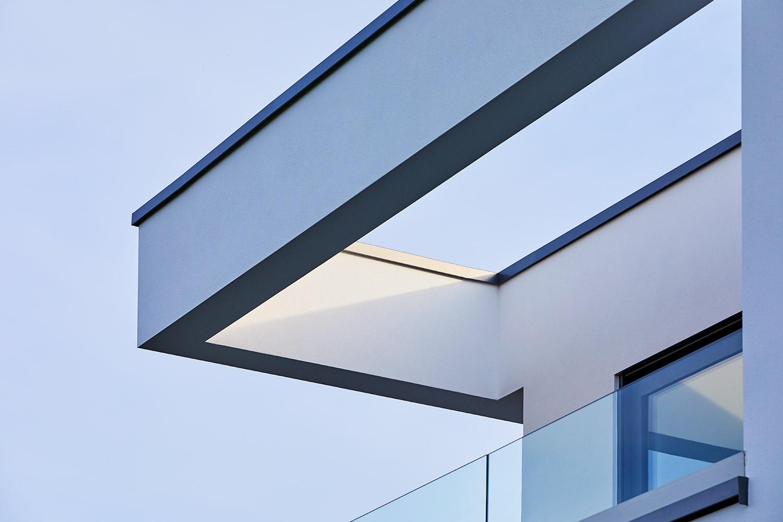 EFH nahe Bonn für Klaus Mäs Architektur © Philip Kistner