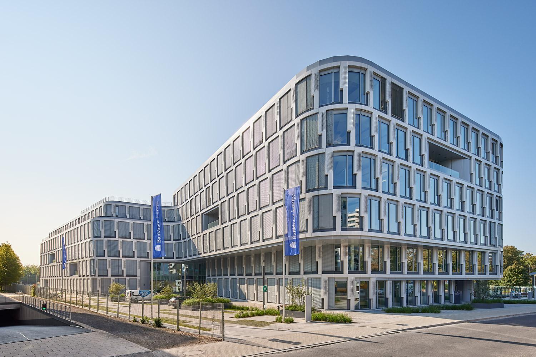 Infinity Office für DIC Asset AG, Frankfurt © Philip Kistner