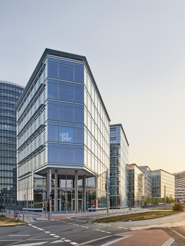 Architekturfotografie in Düsseldorf