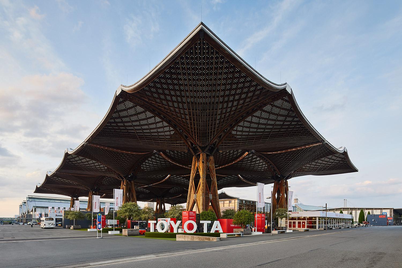 Toyota, CEMAT, Hannover © Philip Kistner