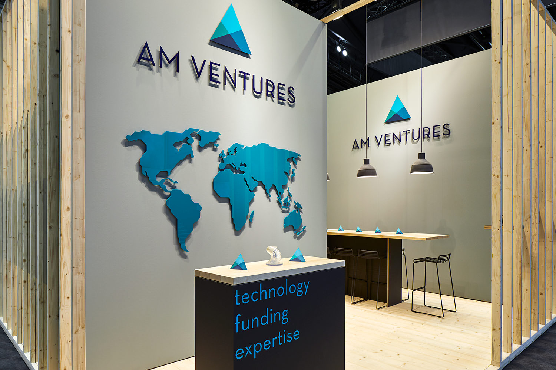 AM Ventures, Formnext, Messe Frankfurt © Philip Kistner