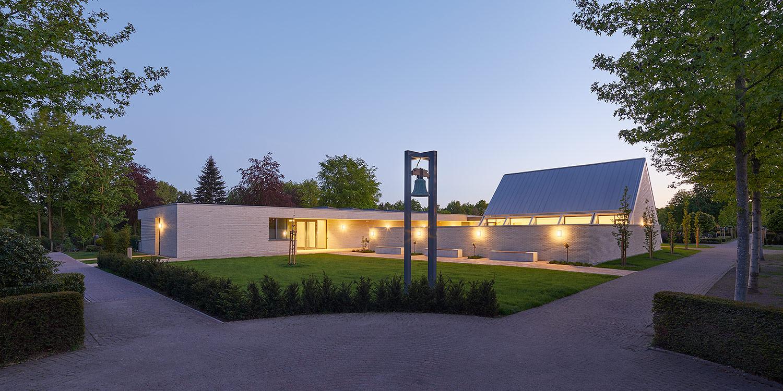 Sanierung der Kapelle in Ahaus für Fourmove Architekten @ Philip Kistner