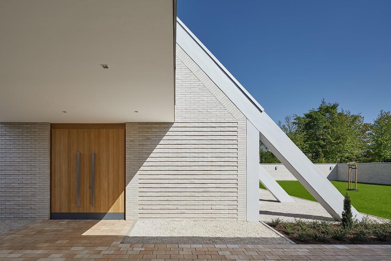 Architekturfotografie, Sanierte Kapelle bei Münster @ Philip Kistner