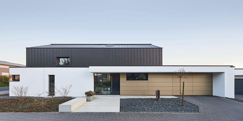 Architekturfotografie, Einfamilienhaus bei Münster @ Philip Kistner