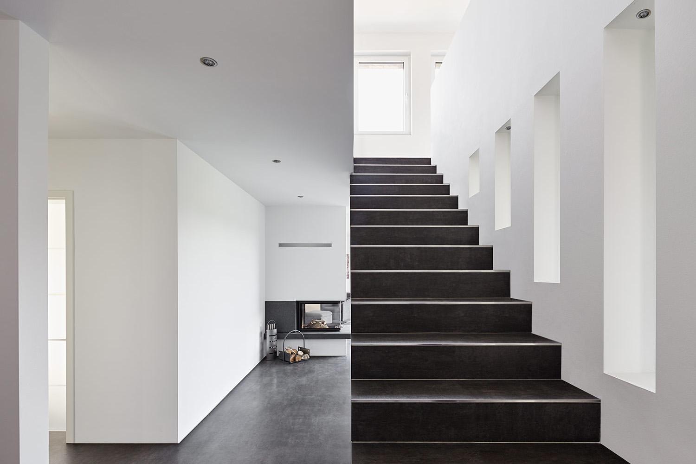 Architekturfotografie, Einfamilienhaus bei Düsseldorf @ Philip Kistner