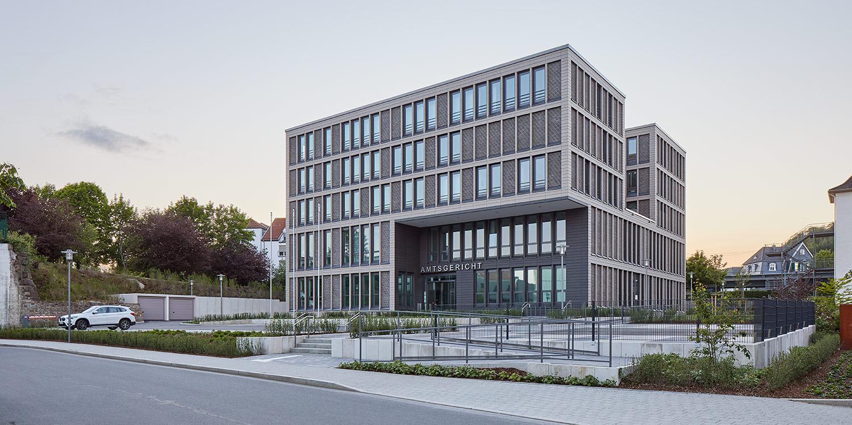 Amtsgericht Gummersbach @ Philip Kistner
