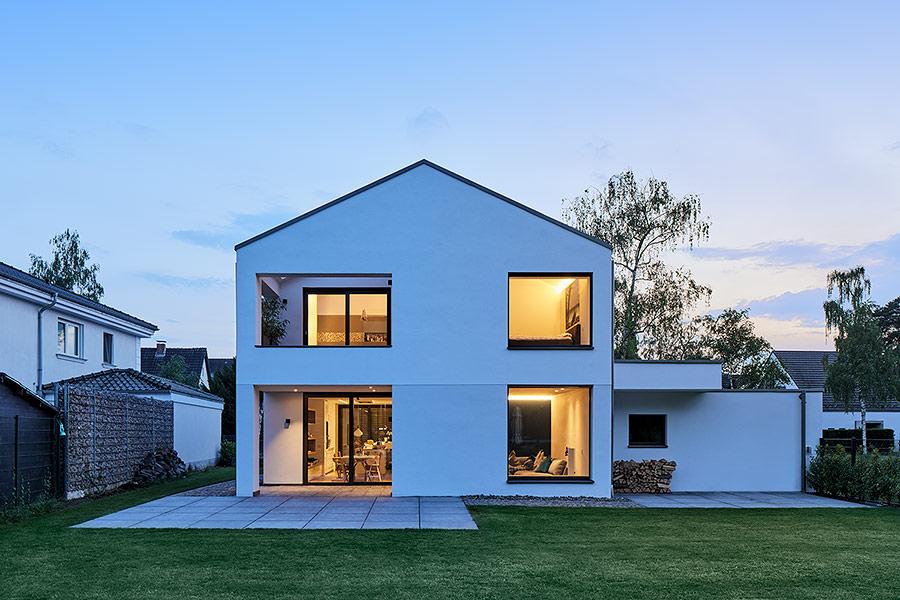 Architekturfotografie Köln: Haus L für Benjamin von Pidoll