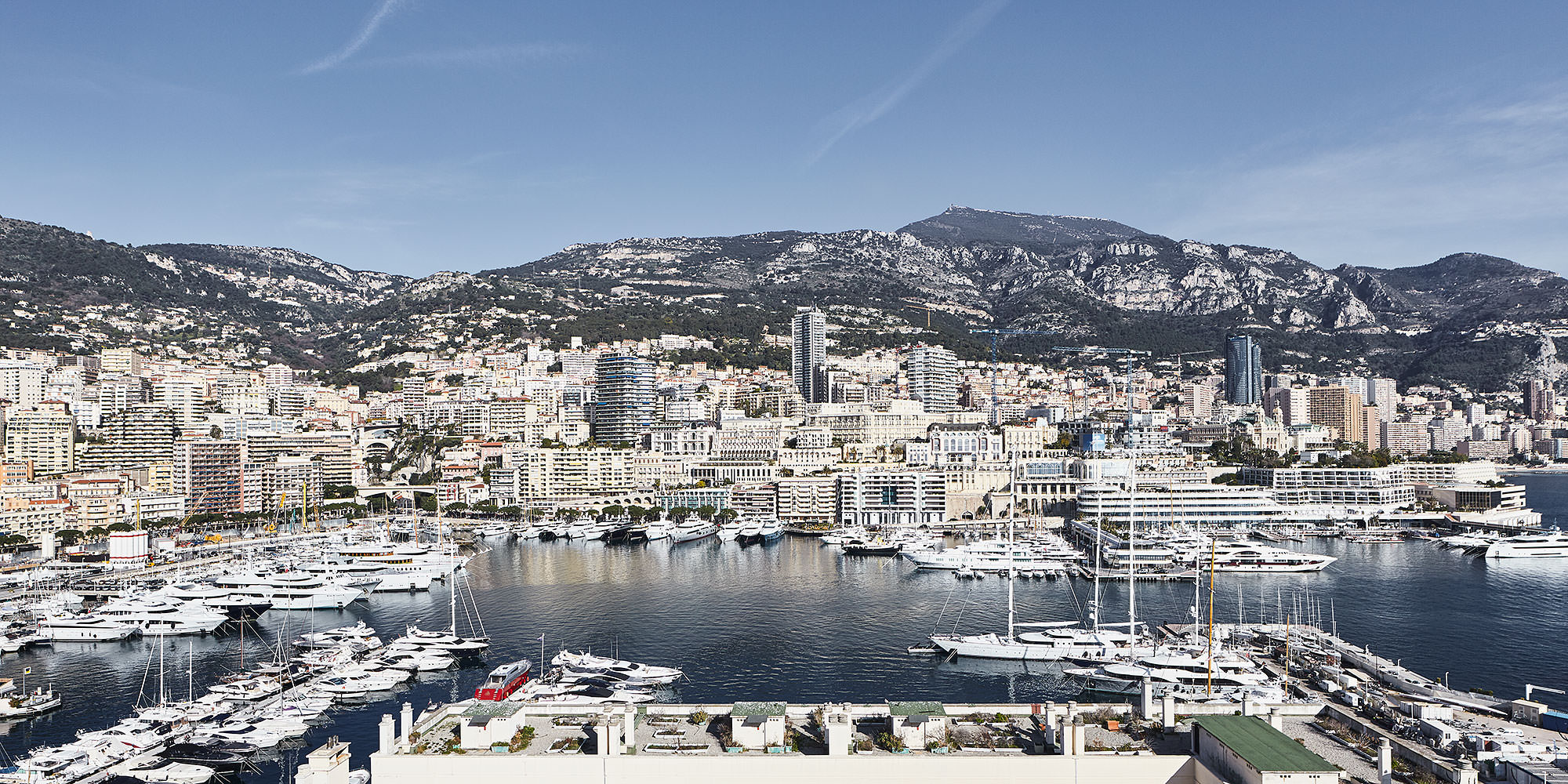 Port Hercule, Monaco © Philip Kistner
