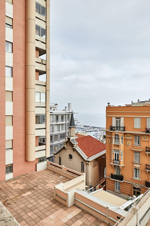 Architekturfotografie von Monaco © Philip Kistner