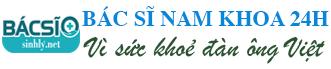 Logo bác sĩ nam khoa 24h