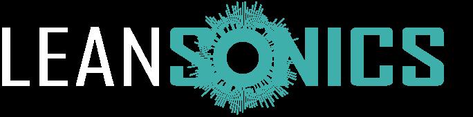 Lean Sonics Logo 3