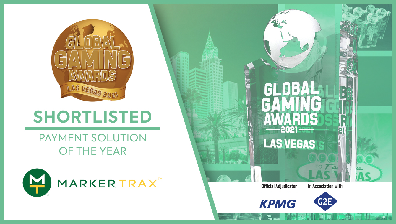 Global gaming payment solution of the year nominee