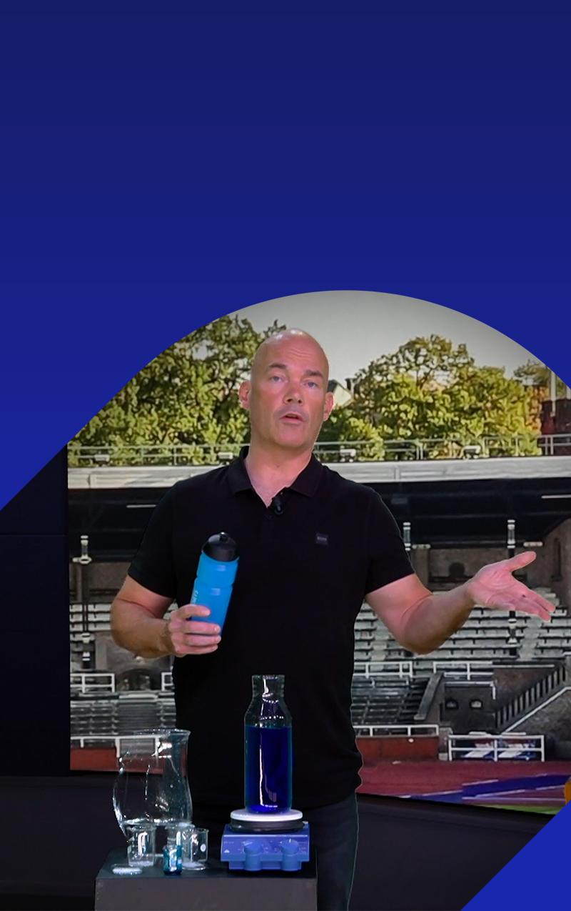 Kunnen sportdrankjes de prestatie verbeteren?