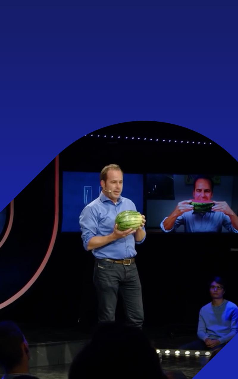 Waarom stijgt de zeespiegel als je een watermeloen eet?