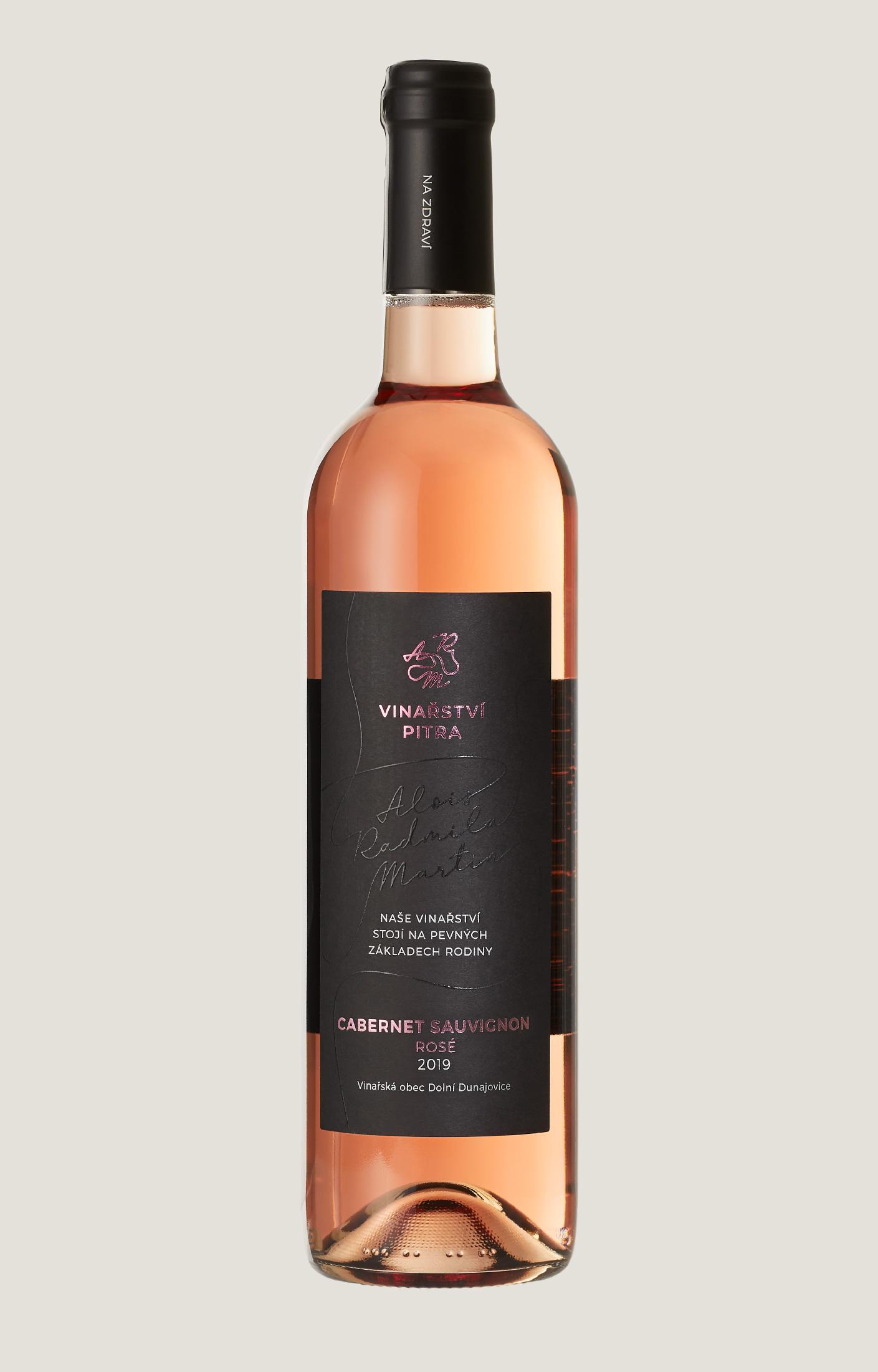 Cabernet Moravia Rosé 2020