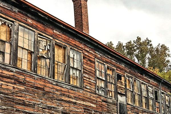 Vaghi Building September 27, 2020. Photo courtesy of Erik Andersen