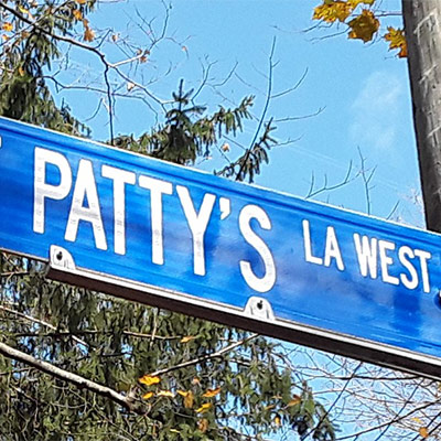 Solving the Mystery of Aunt Patty's Lane
