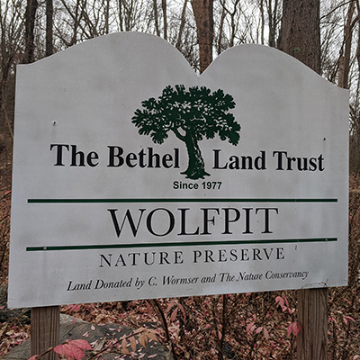 The Wolfpit Preserve - Bethel Land Trust
